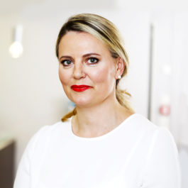 Mariannig BELBEOC'H - Office manager Linkers